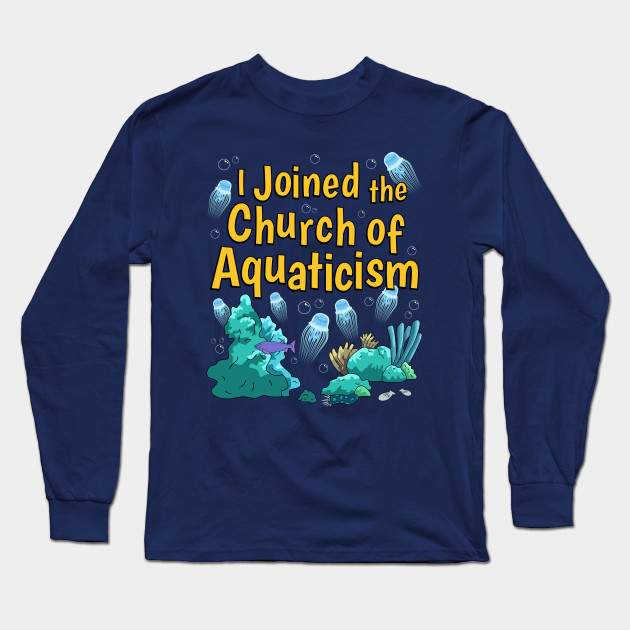 I Joined Aquaticism