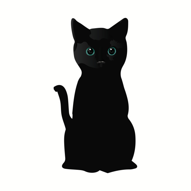 Bright Eyes: Black Cat