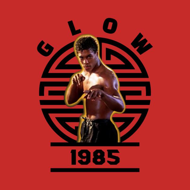 "Bruce Leroy ""Glow"" 1985"