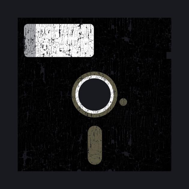 Retro Floppy (Grunge)