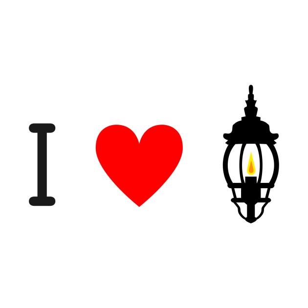 I Love Lampy