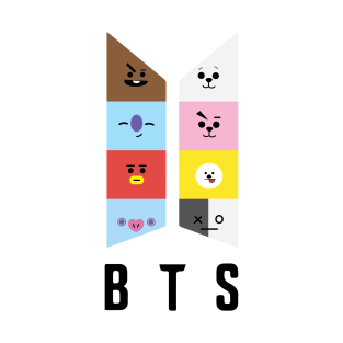 BTS T-Shirts and KPop Designs | TeePublic