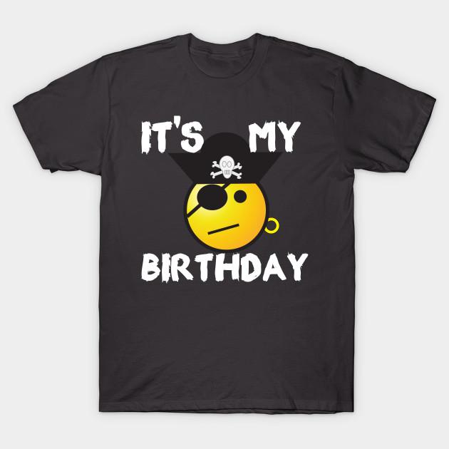 Pirate Emoji Birthday Party