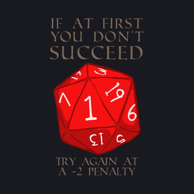 Try Again D20