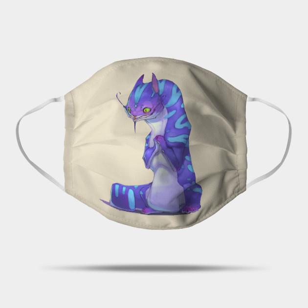 Cheshire Cat Cheshire Cat Mask Teepublic