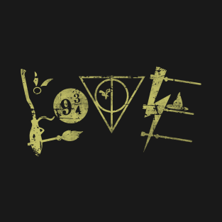 HP LOVE t-shirts