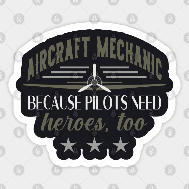 Aircraft Mechanic Gifts for Aviation