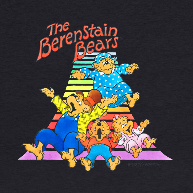 Retro Berenstain Bears