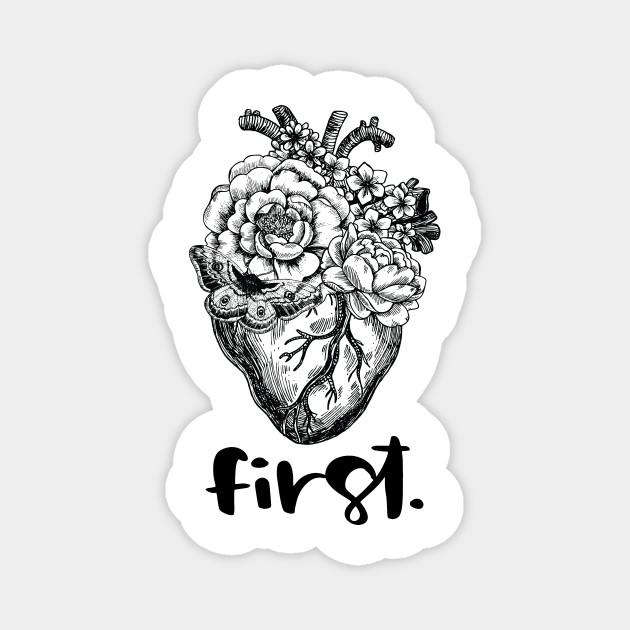 Heart First