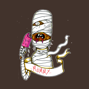 Mummy lolly ting t-shirts