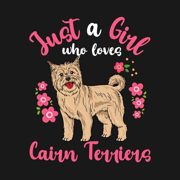 Cairn Terrier Dog Lover