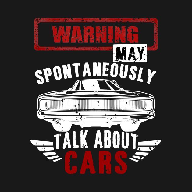 Auto Engine Block Muscle Cars Lover Mechanics TShirt