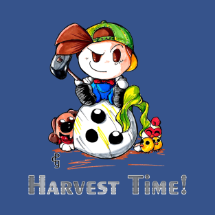Harvest Moon T-Shirts | TeePublic