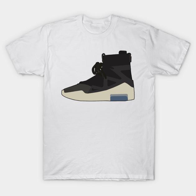 9832bb6cfede Air Fear Of God - Air Jordan - T-Shirt | TeePublic