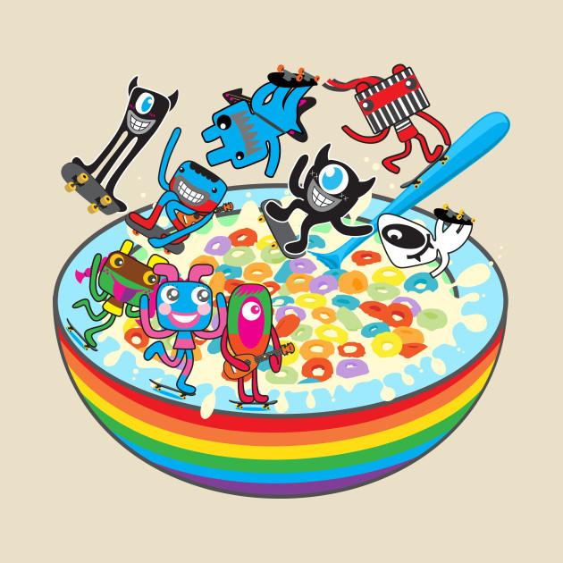 Skate Cereal