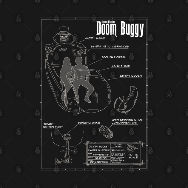 Doom Buggy Blueprints