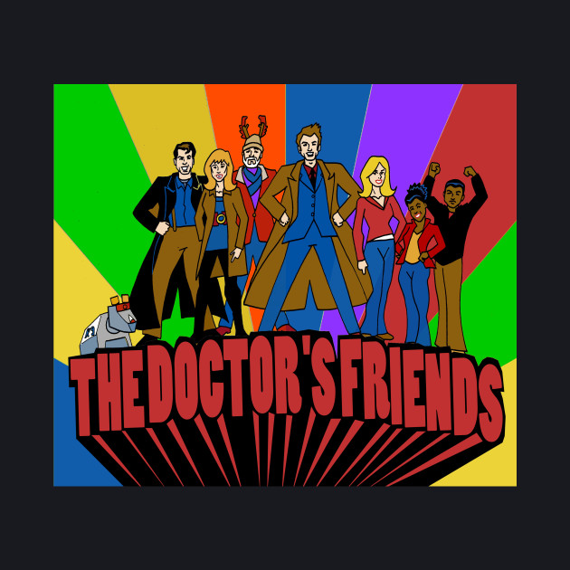 The Doctor's SuperFriends