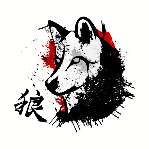 Wolf Okami