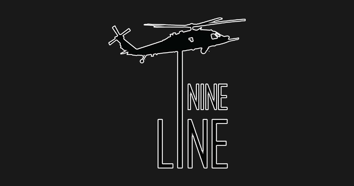 NINE LINE APPAREL (limited designs) - Nine Line Apparel - T-Shirt