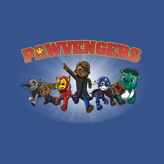 Pawvengers