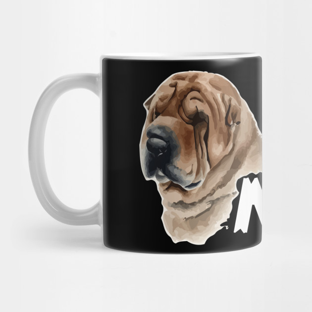 Shar-Pei Mom Funny Dog Lover Mother's Day Gift Mug