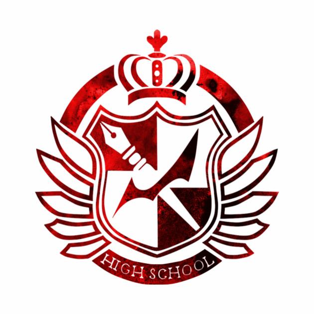 Danganronpa: Hope's Peak Academy symbol