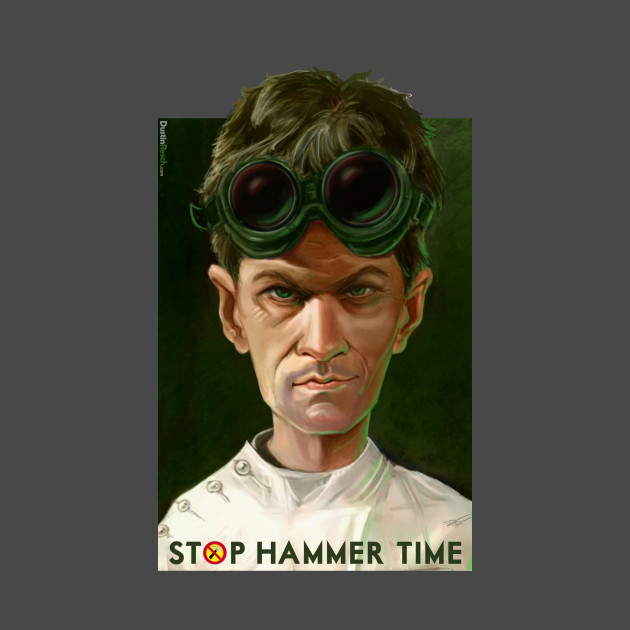 Dr. Horrible - Stop Hammer Time