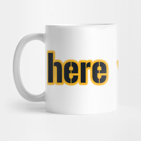 d358727c5 Pittsburgh Steelers Mugs | TeePublic