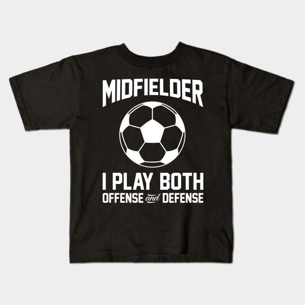Midfielder Soccer Goal Player Football Team Gift Present Idea By Marceldesign