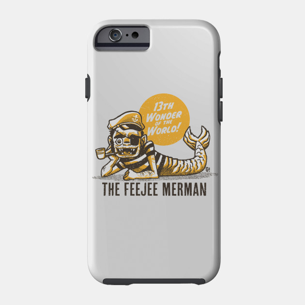 the FeeJee Merman