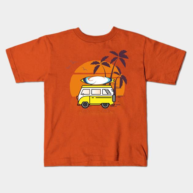 27d7597bd6b19 Retro Sunset Vans Hippie Surf Beach Party Camping - Sunset Vans ...