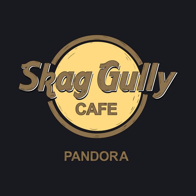 Skag Gully Cafe (undistressed)