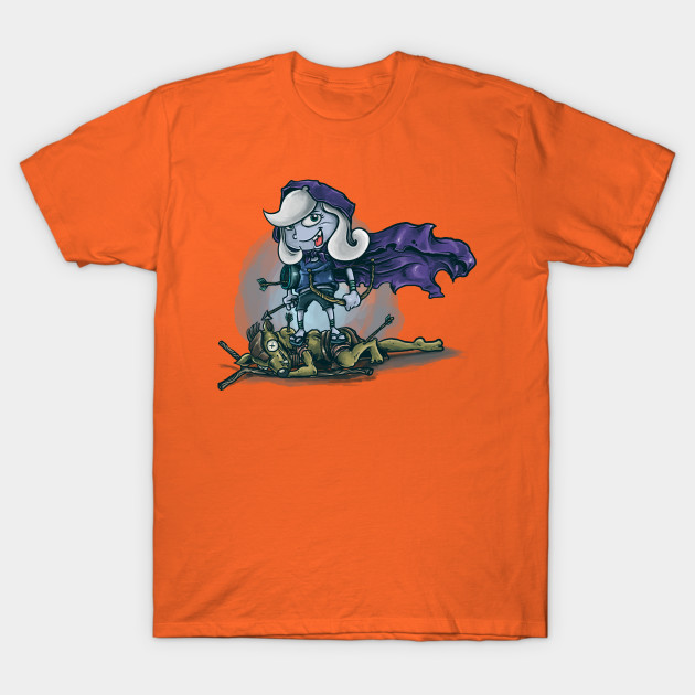5 Year old Drow Ranger T-Shirt-TOZ