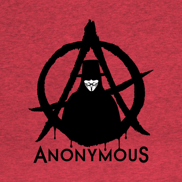 Anonymous is Vendetta
