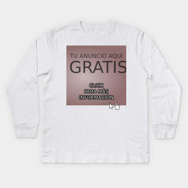 b79588ccaf LIMITED EDITION. Exclusive Oferta Publicidad Kids Long Sleeve T-Shirt