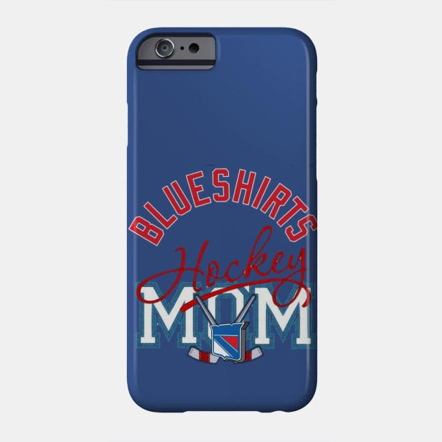 BLUESHIRTS HOCKEY MOM