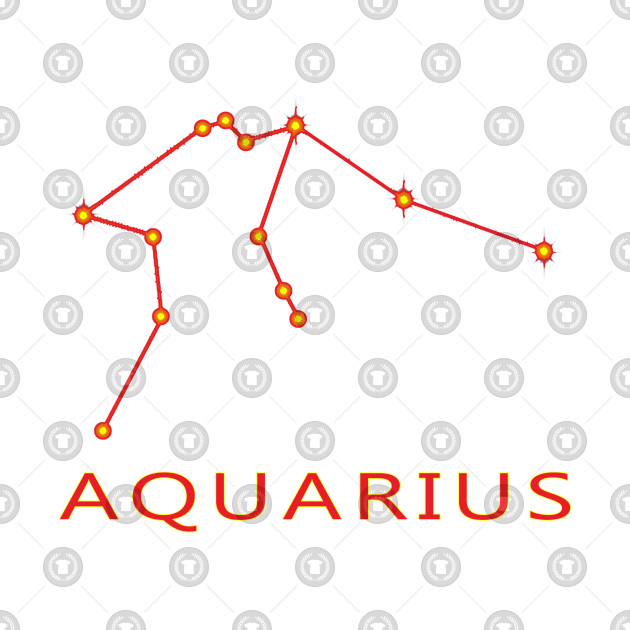 Aquarius Star Chart Zodiac