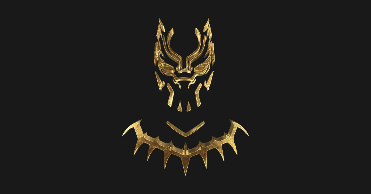 black panther gold black panther hoodie teepublic. Black Bedroom Furniture Sets. Home Design Ideas