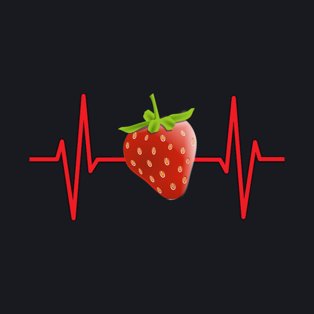 My heart beats for strawberries