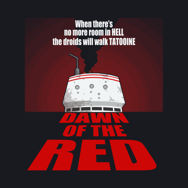 Dawn of the Red