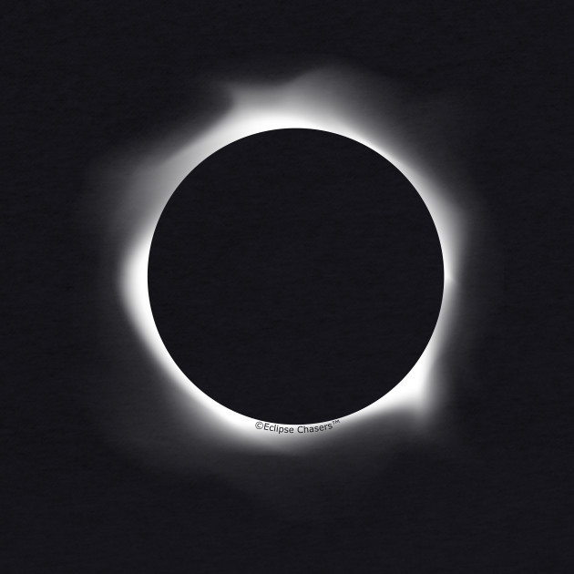 Circle Total Solar Eclipse