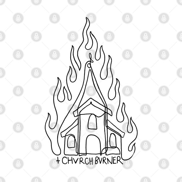 CHVRCH BVRNER