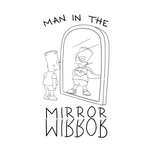 Bartman In The Mirror