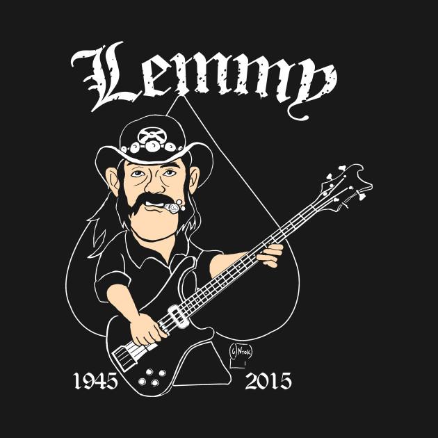 Lemmy Of Spades
