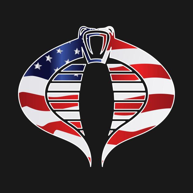 Cobra Flag T-Shirt