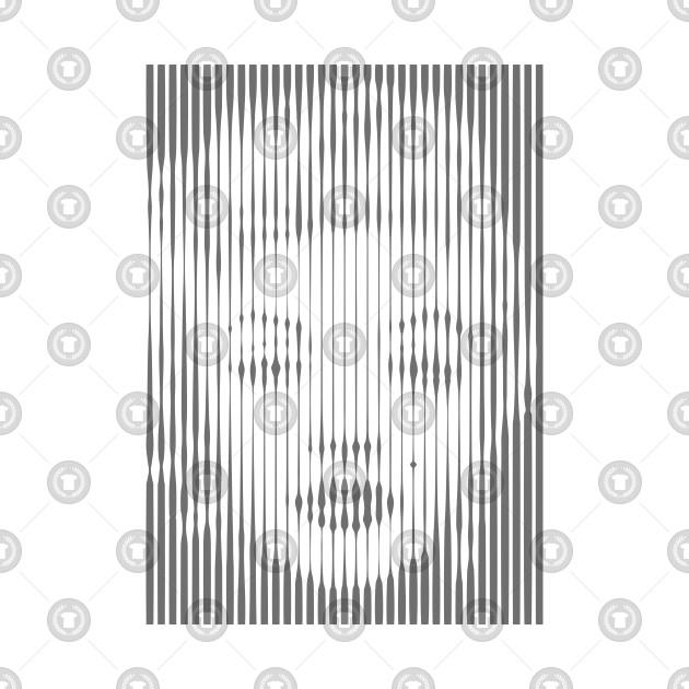 Marilyn Monroe - Some Like it Striped