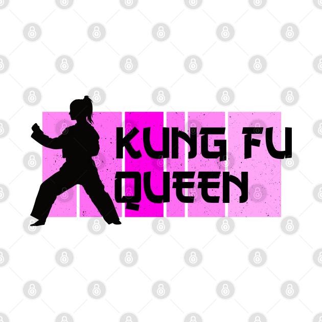 kung fu queen