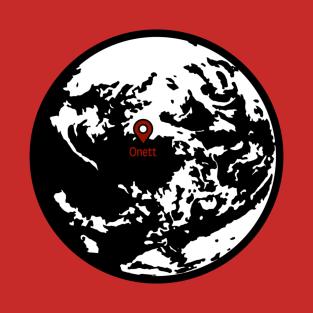 EarthBound World t-shirts