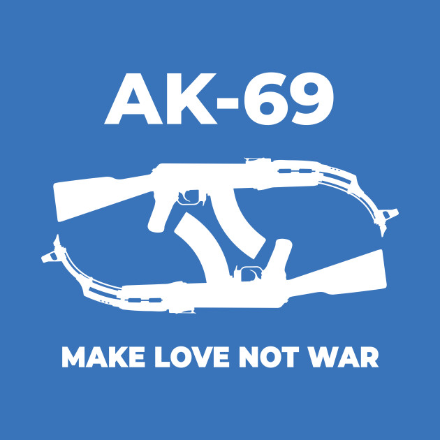 Peace Slogan: Make Love Not War