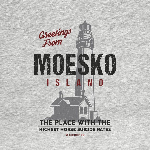 Moesko Island T-Shirt